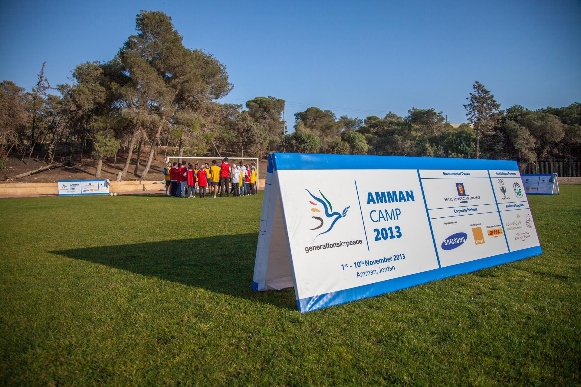 Amman Camp 2013