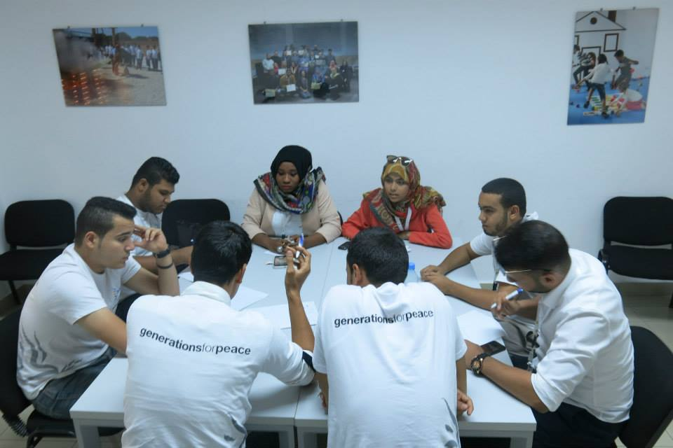 Libya-GFP programme