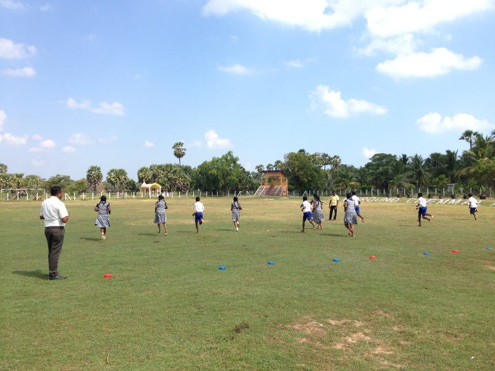 Sri Lanka - fitness test