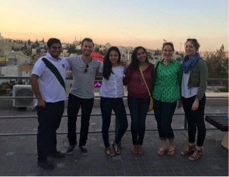 Penn Volunteers in Amman