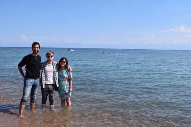 Saad, Edward and Zhanyl