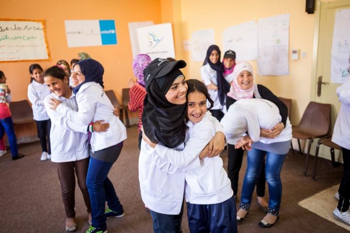 Social Cohesion Programme - participants