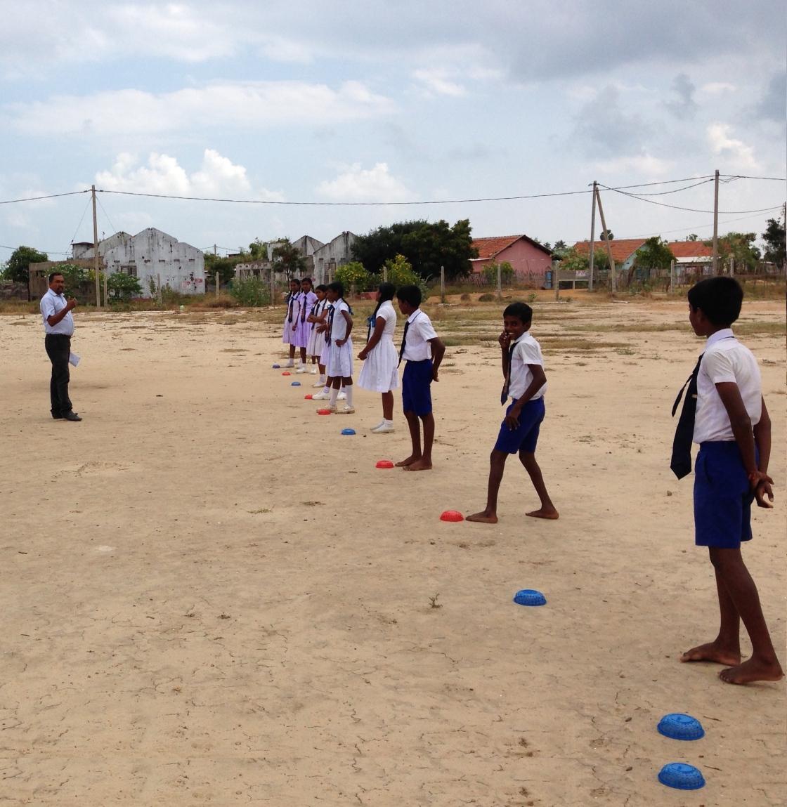 Sri Lanka - GFP programme