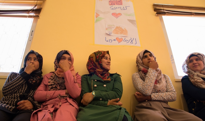 GFP Jordan: Social Cohesion programme