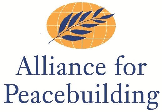 Alliance for Peacebuilding - logo