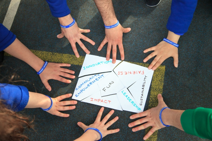 Generations For Peace Sochi Camp 2014