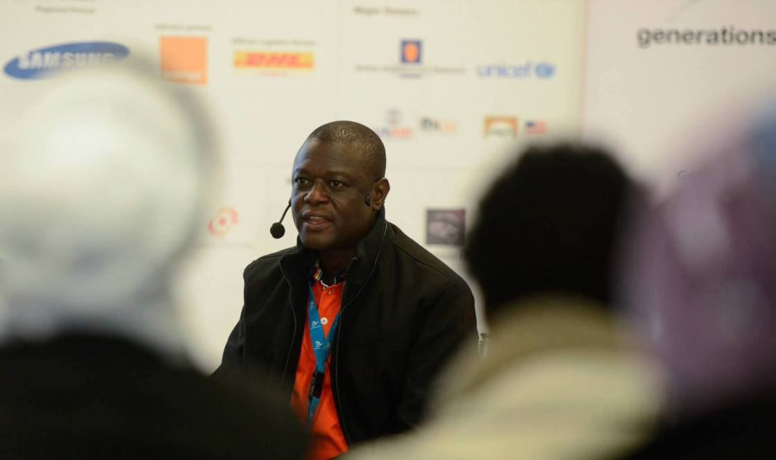 Abdiel Kude - GFP volunteer