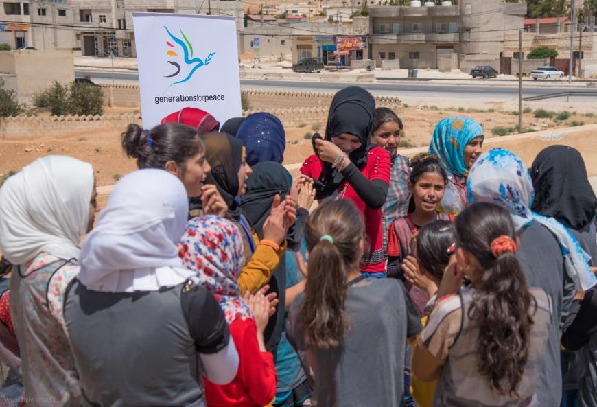 Social Cohesion Programme - Mafraq, Jordan