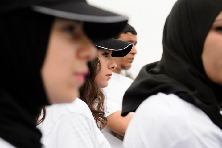 Generations For Peace, Tunisia