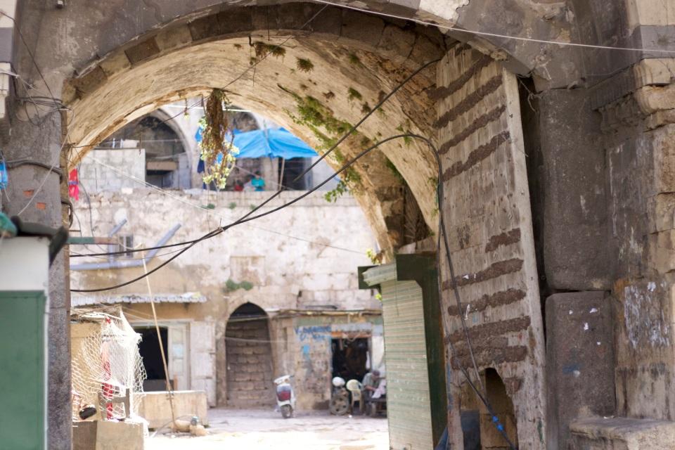 Neighbourhood in Tripoli, Lebanon