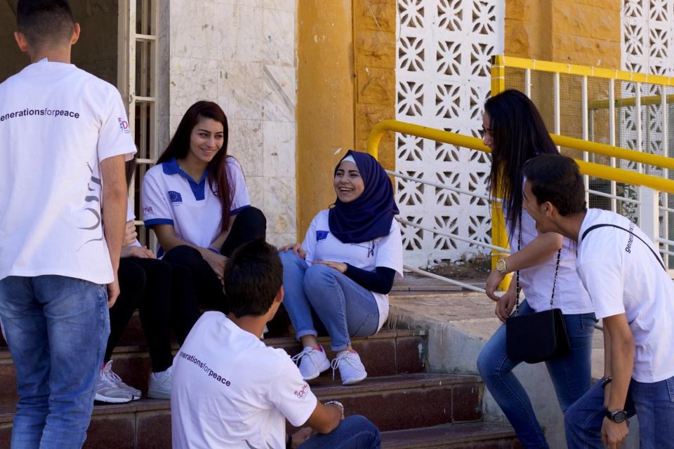Generations For Peace – Tripoli, Lebanon