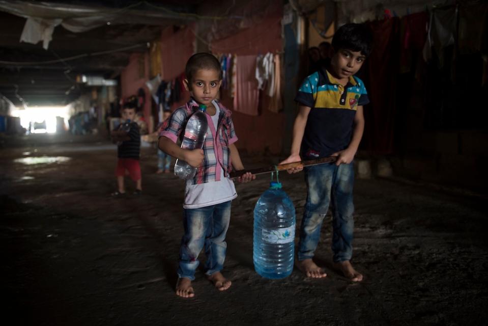 Children in Lebanon